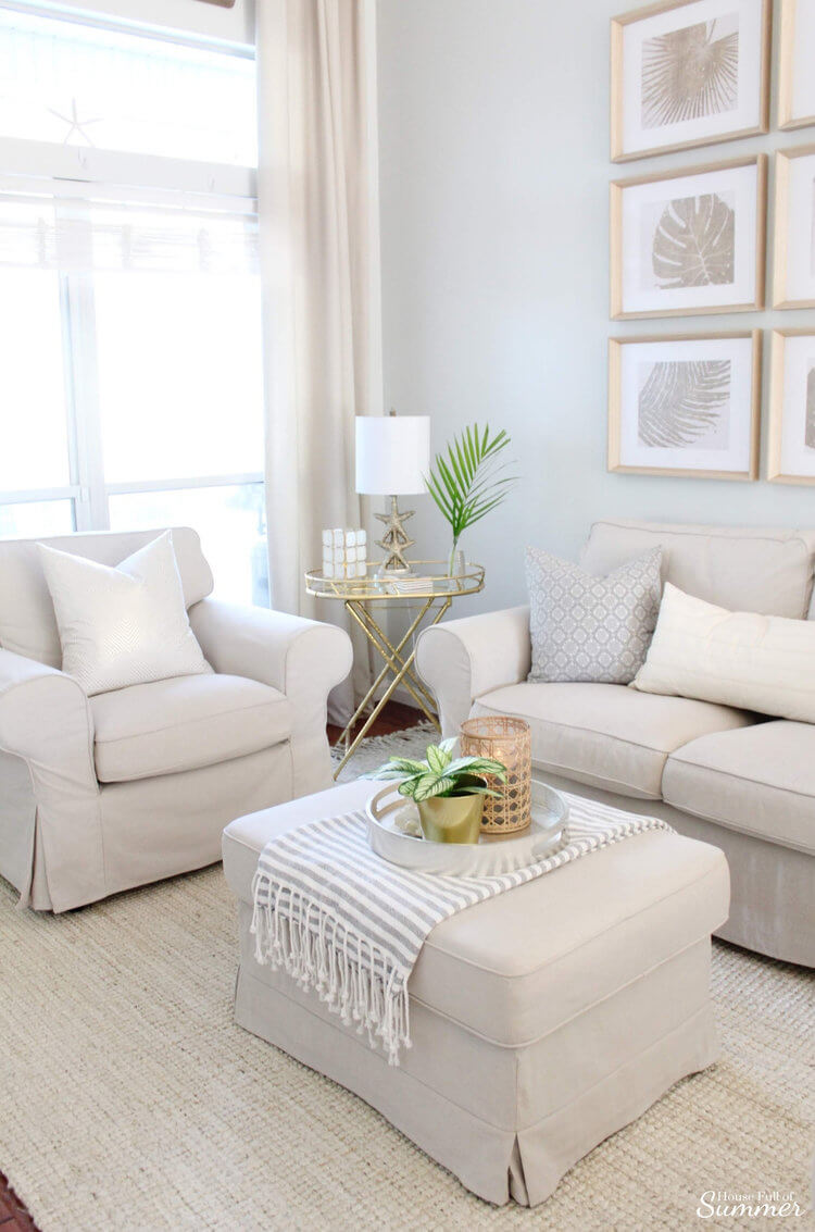 Small Apartment Living Room Decor