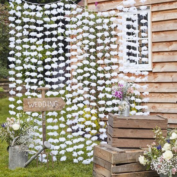 32 Best Paper Flower Decoration Ideas And Designs For 2020