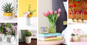 DIY Vase Designs
