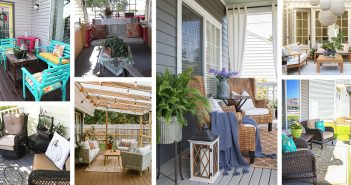 Relaxing Porch Designs