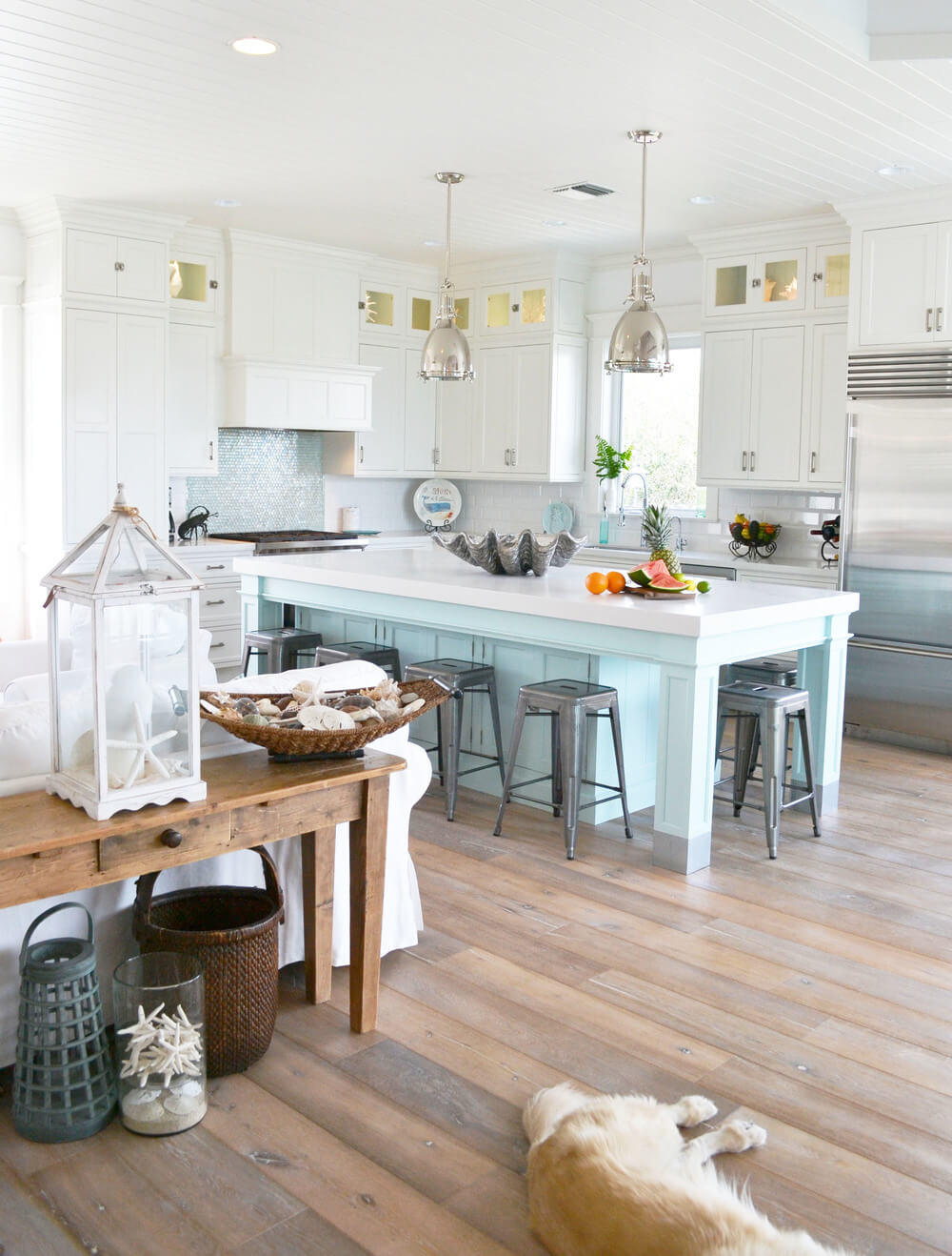 Consider Accenting Unexpected Areas in Your Kitchen