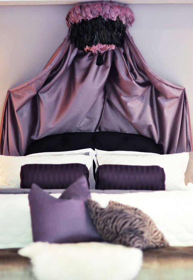 Go All Out with a Glamorous Bedroom Makeover