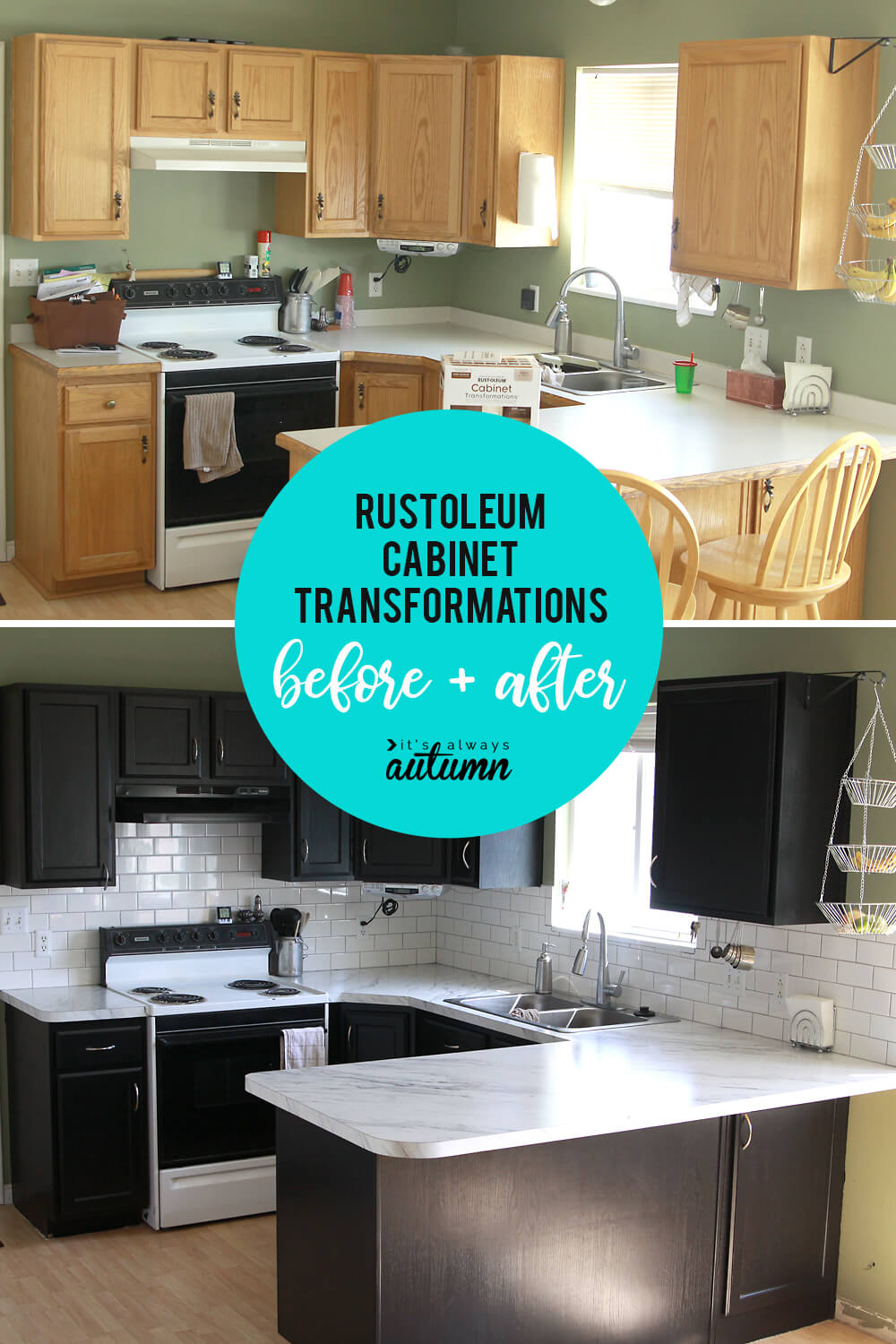 DIY Painting Kit for Kitchen Cabinets