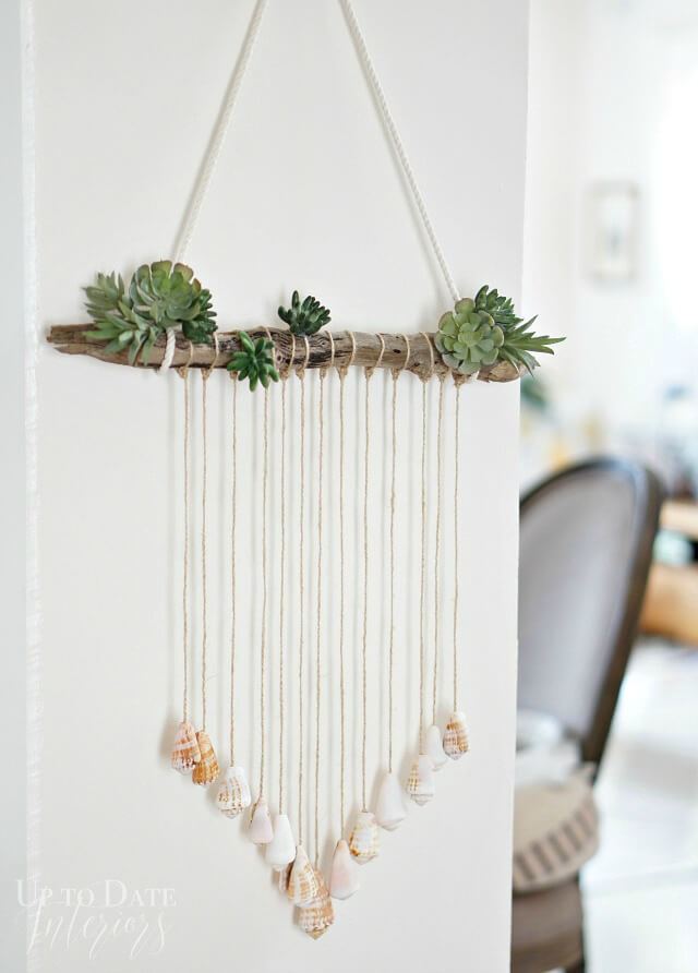 Creating Coastal Decor With Beach Finds