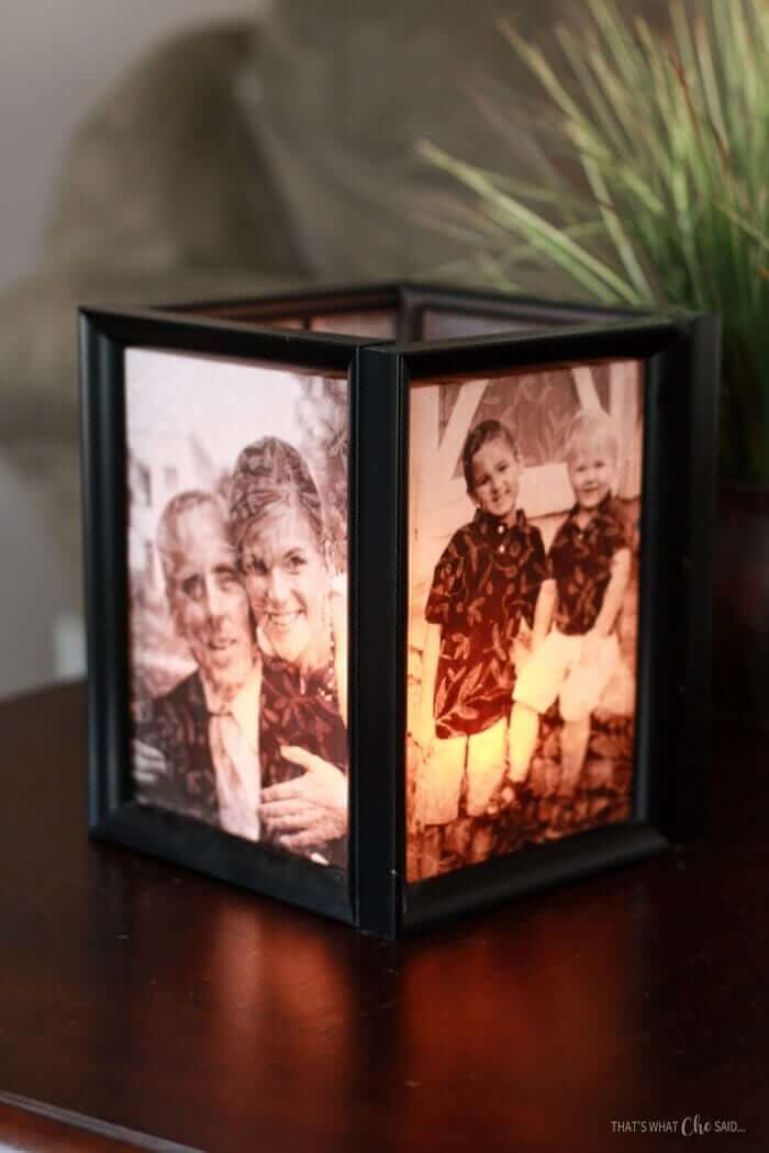 Picture Frame Luminaires Perfect for Gifting