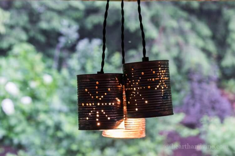 Wired Atmospheric Hanging Pendant Lights