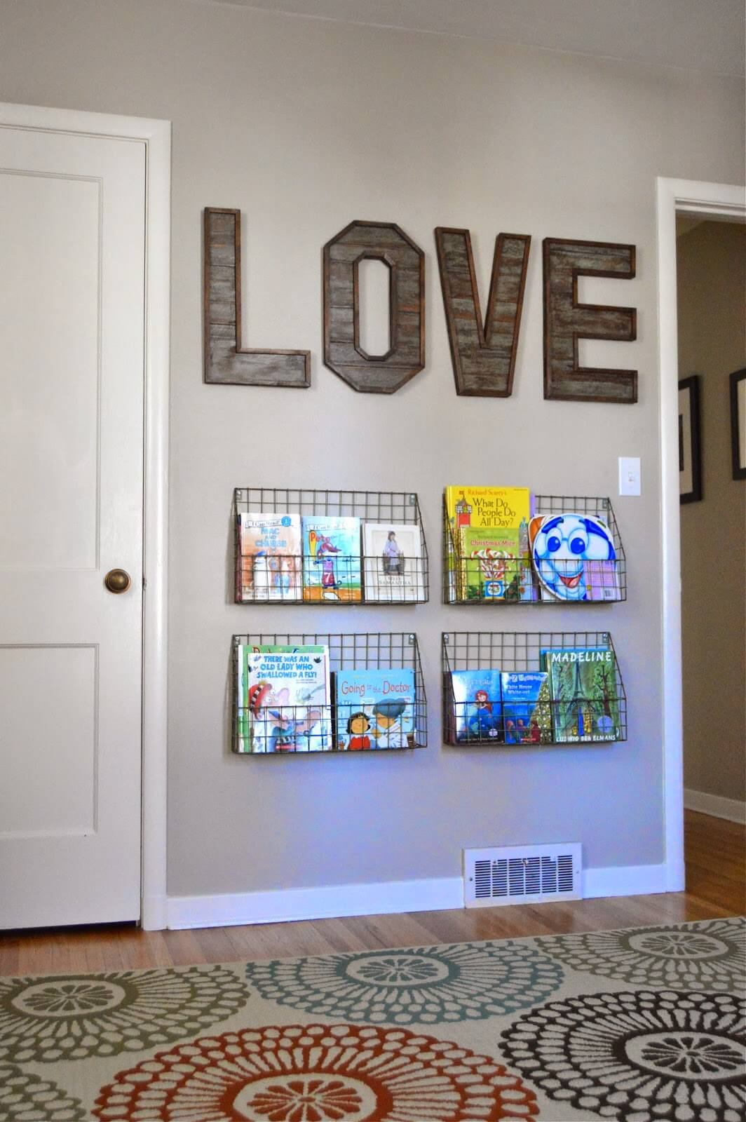 Repurpose Old Wood with Love