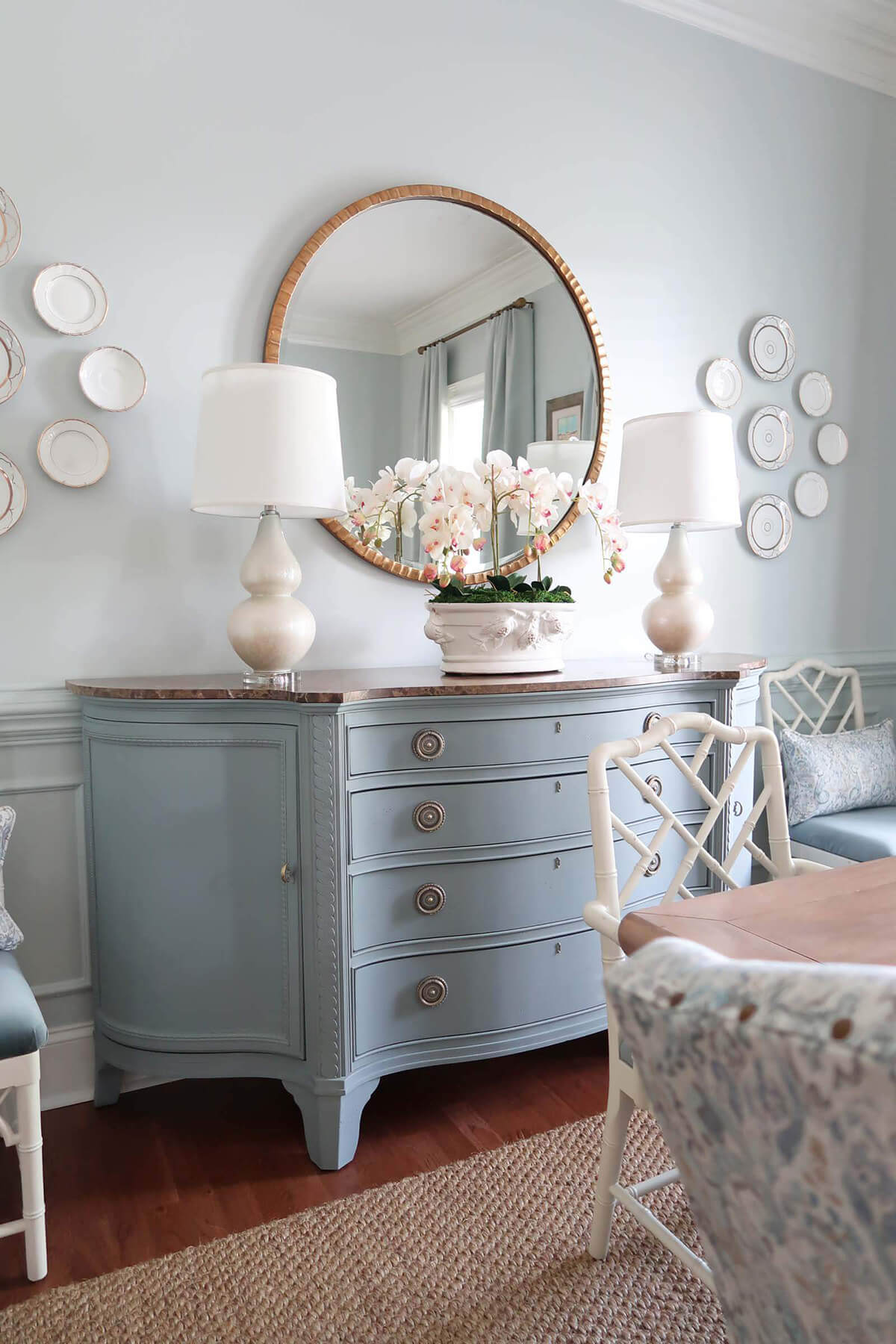 Don't Be Scared by Stained Furniture