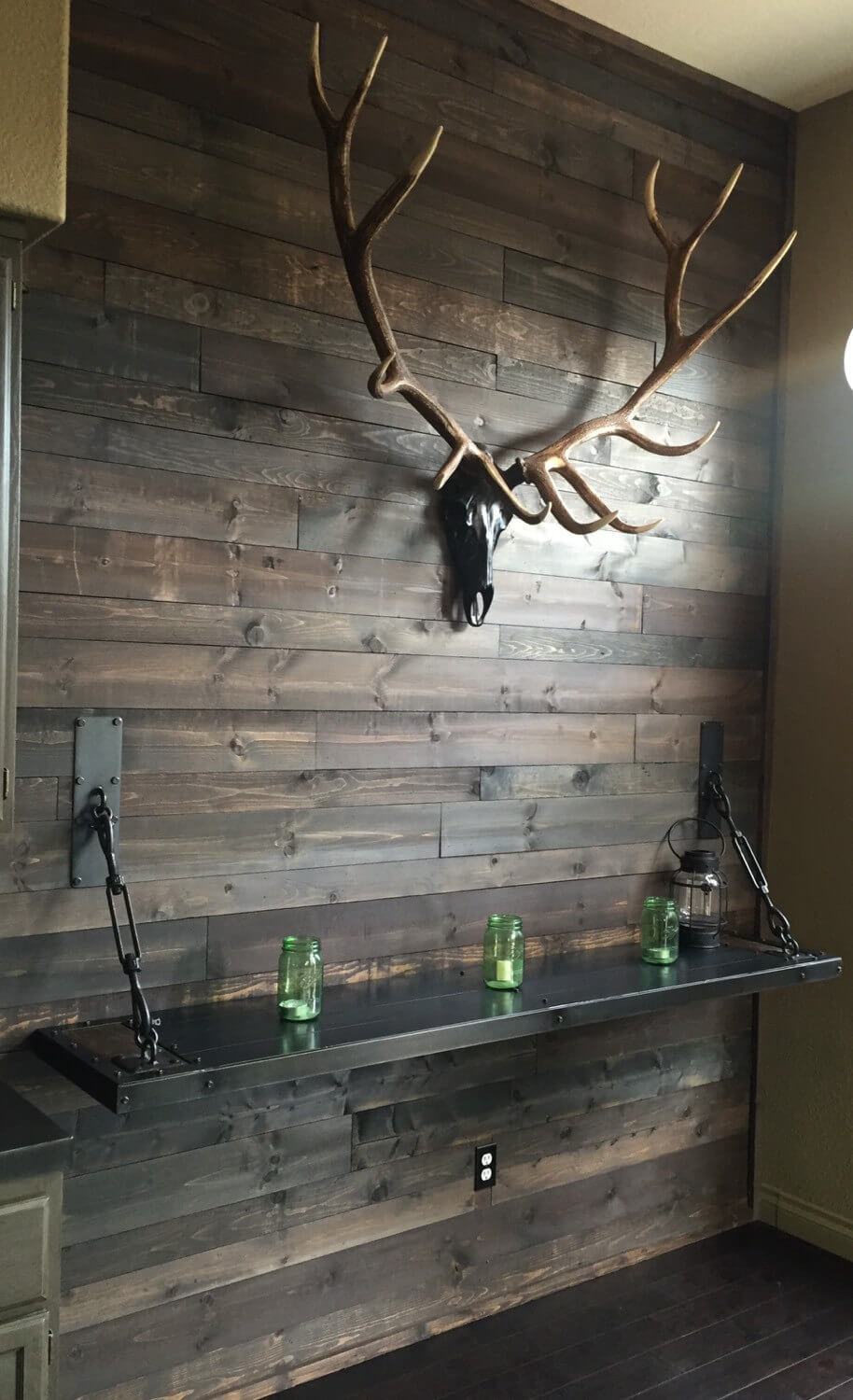 Custom-Built and Multipurpose Pendleton Shelf