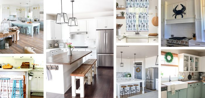 20 Best Coastal Kitchen Decor And Designs Ideas For 2021