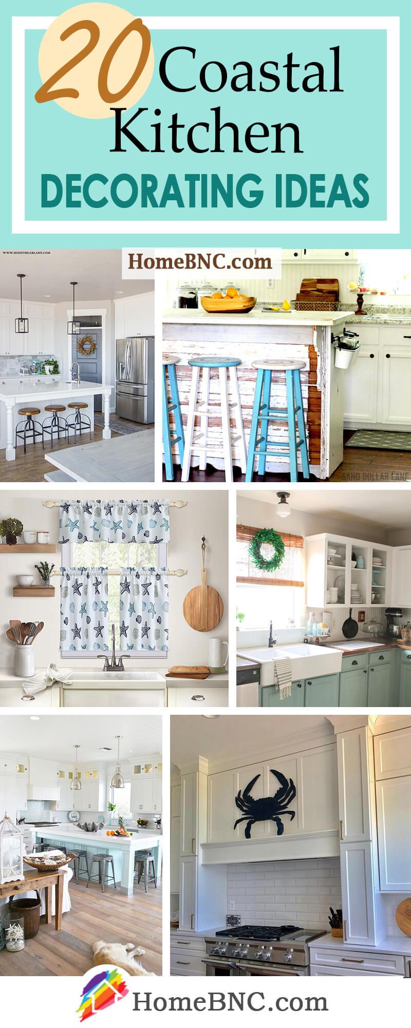 Coastal Kitchen Decor Ideas