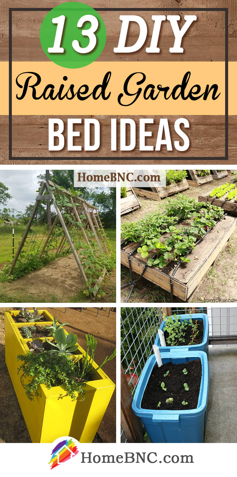 13 Best Diy Raised Garden Bed Ideas And Designs For 2021