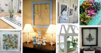 Creative Ways to Use Old Picture Frames