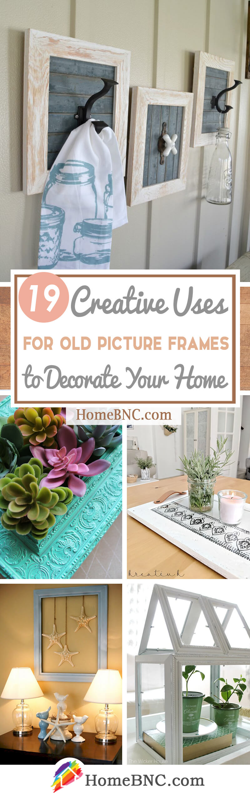 19 Best Old Picture Frame Ideas and Designs for 2019