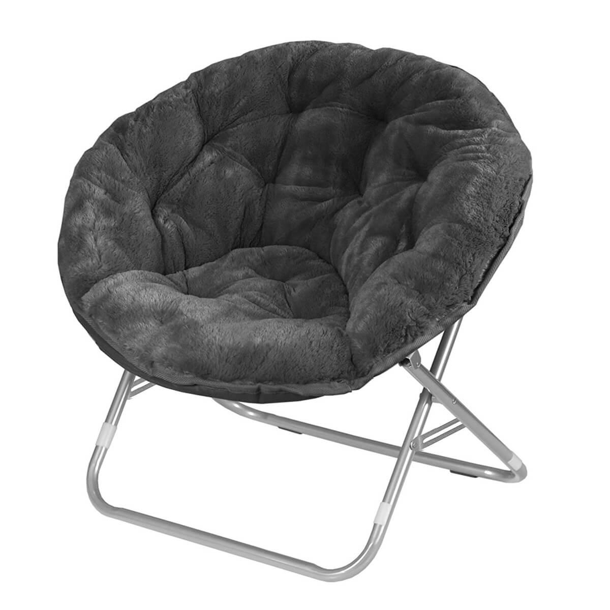 Easy Metal Pop-up Papasan Chair