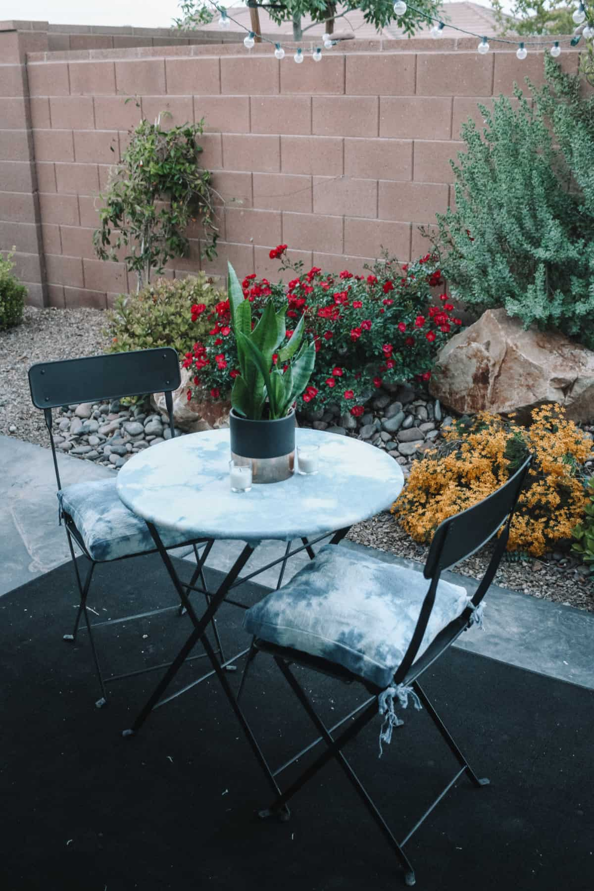 Enhance and Update your Patio Furniture