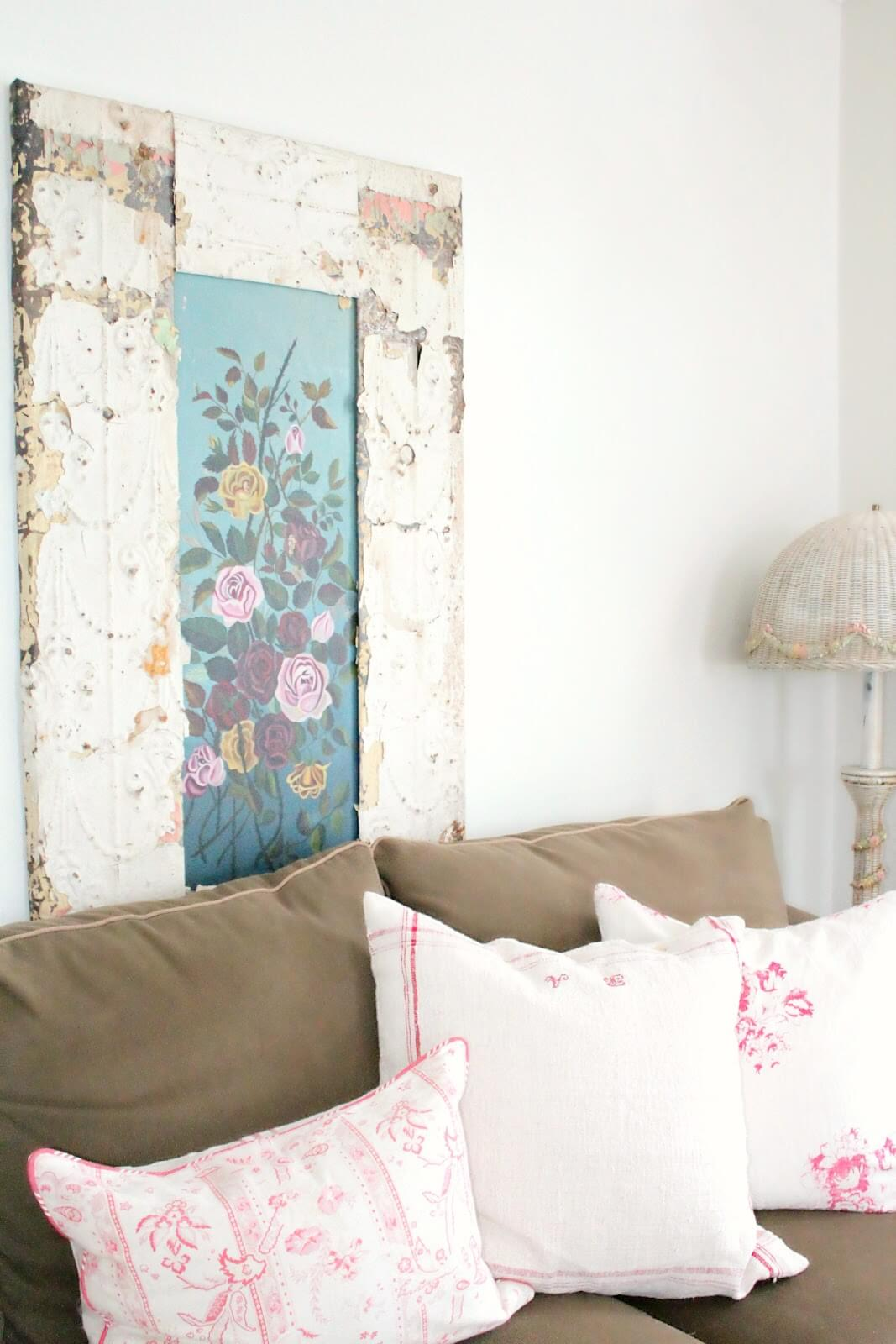 Beautiful Rustic Farmhouse Artistic Inspiration