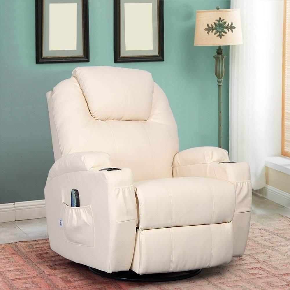 Cozy and Sturdy Jewel-Toned Club Chair