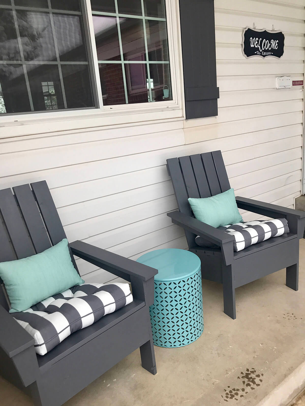 Comfy and Durable Adirondack Chairs