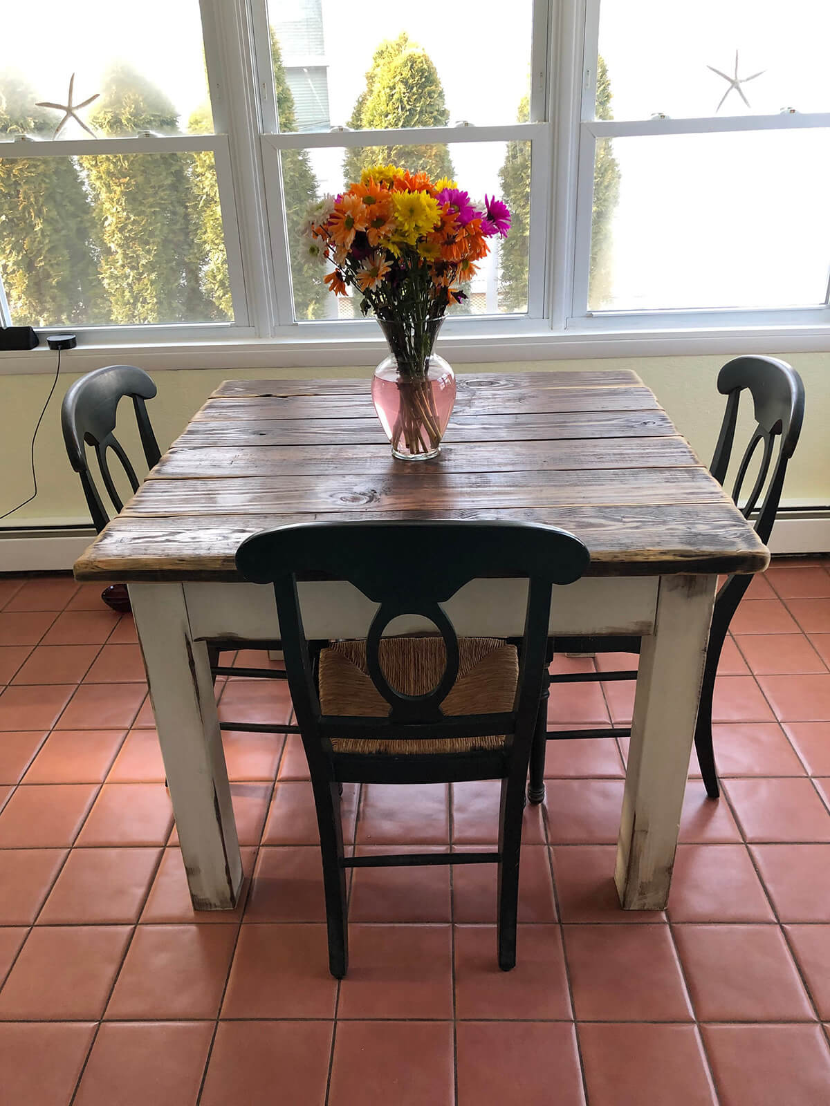 Mini Farmhouse Fresh Kids Table