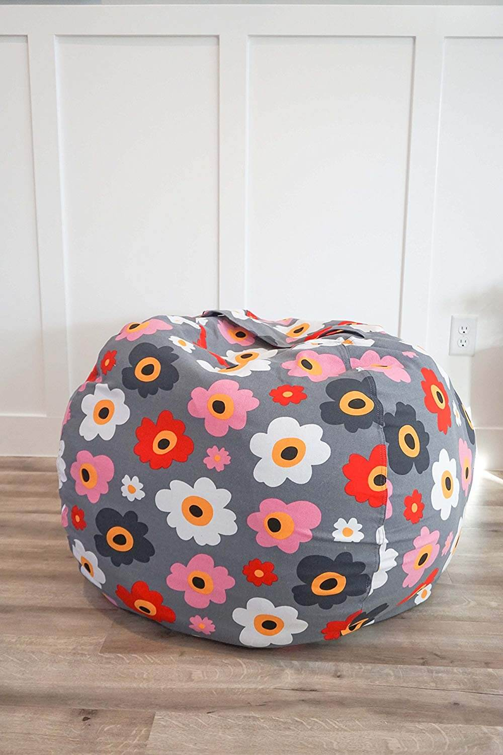 Soothing Company Stuffed Animal Bean Bag Chair Storage
