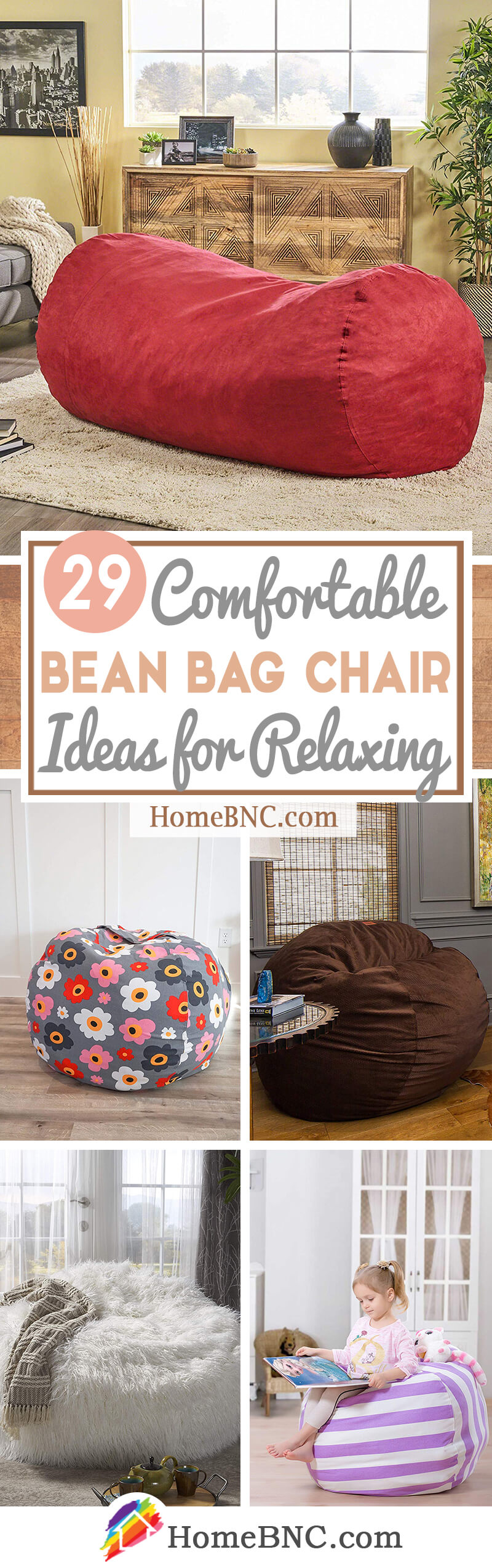 Bean Bag Chair Ideas