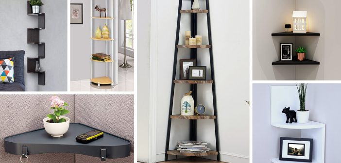 26 Best Corner Shelf Ideas And Designs For 2021