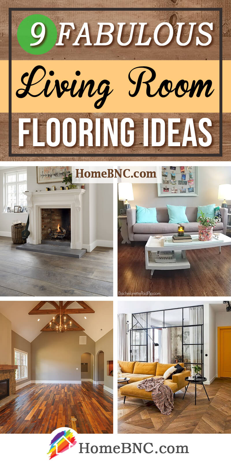 9 Best Living Room Flooring Ideas and Designs for 2020