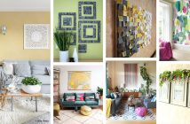 Living Room Wall Art Designs