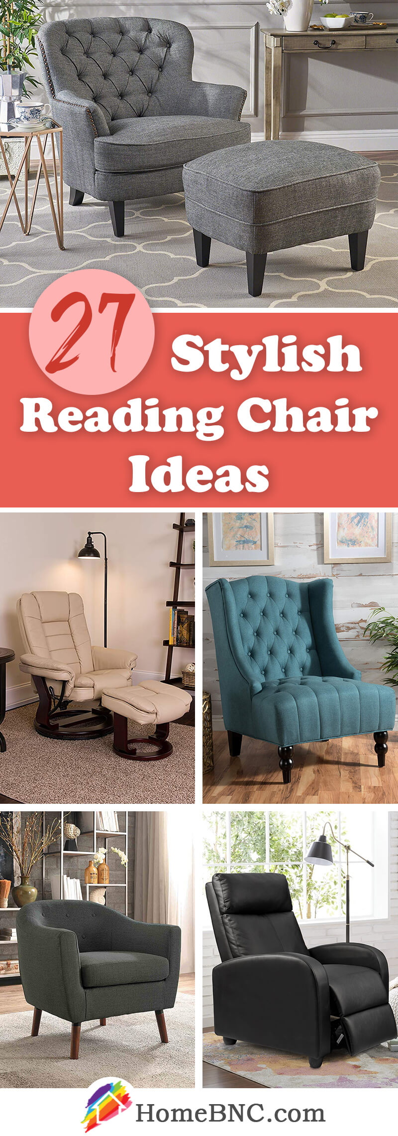 27 Best Reading Chair To Buy In 2019