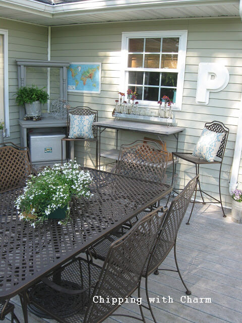 Decorate Your Deck Like an Extra Room