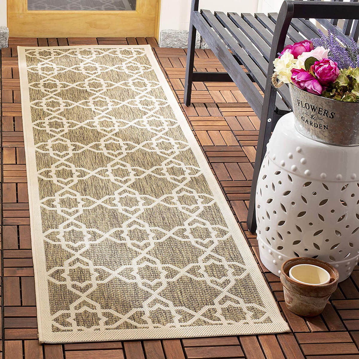 Perfect Beige Rug for Any Room