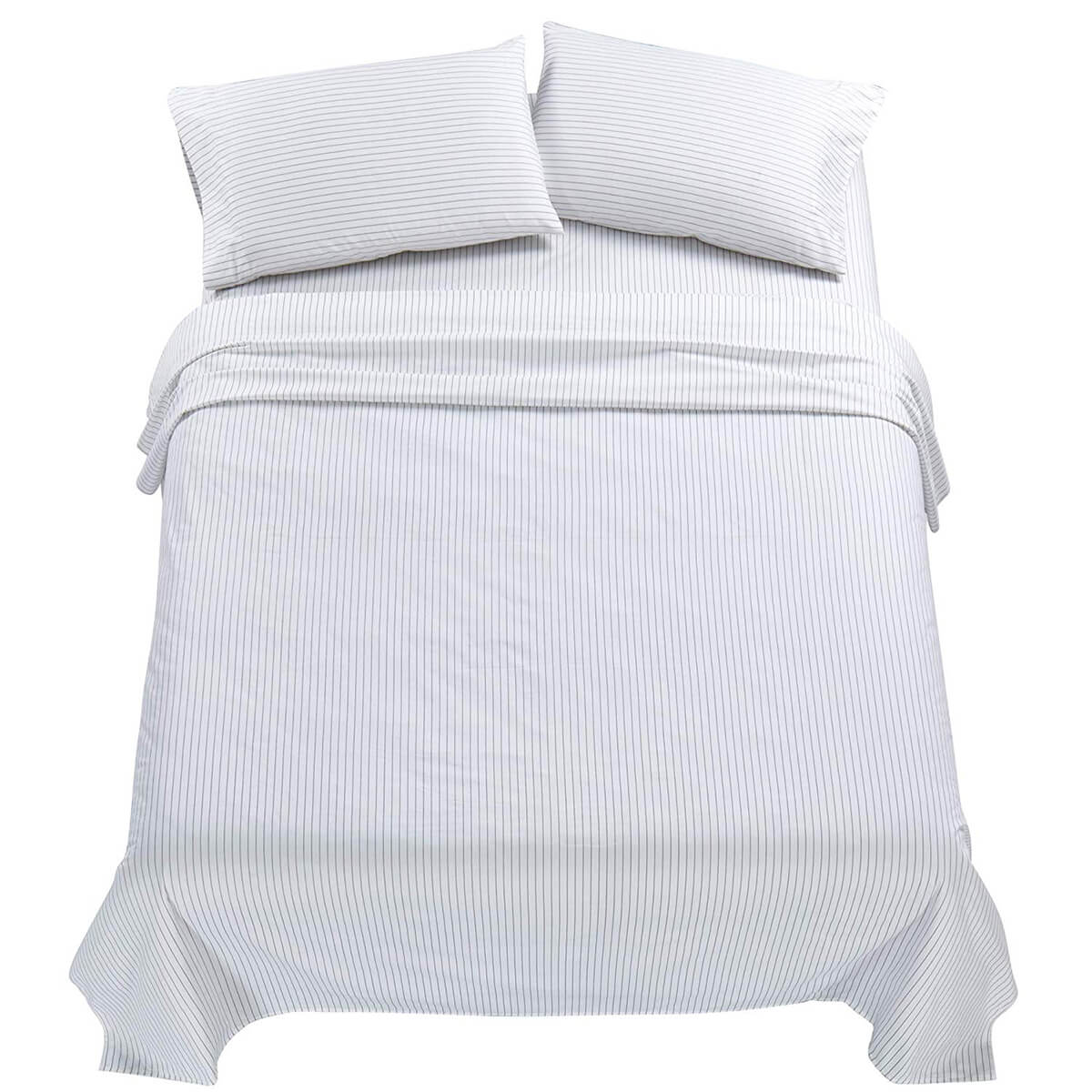 Luxury Pure Natural 4 Piece Cotton Sheet Set