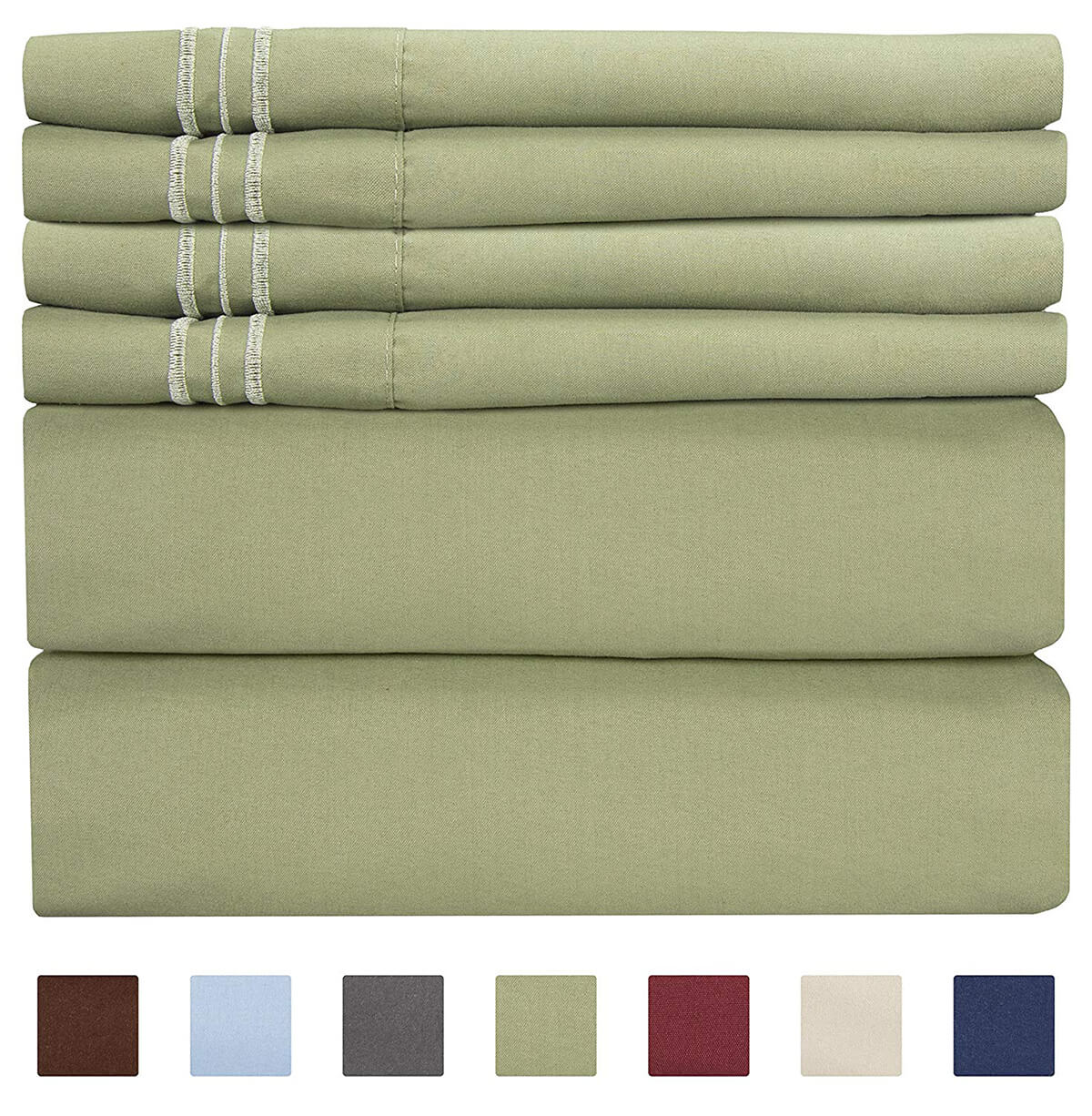 Queen Size Hotel Luxury Bed Sheet Set