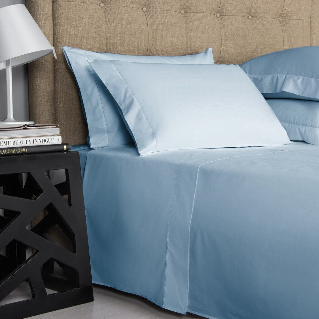 True Luxury Egyptian Cotton Bed Sheets