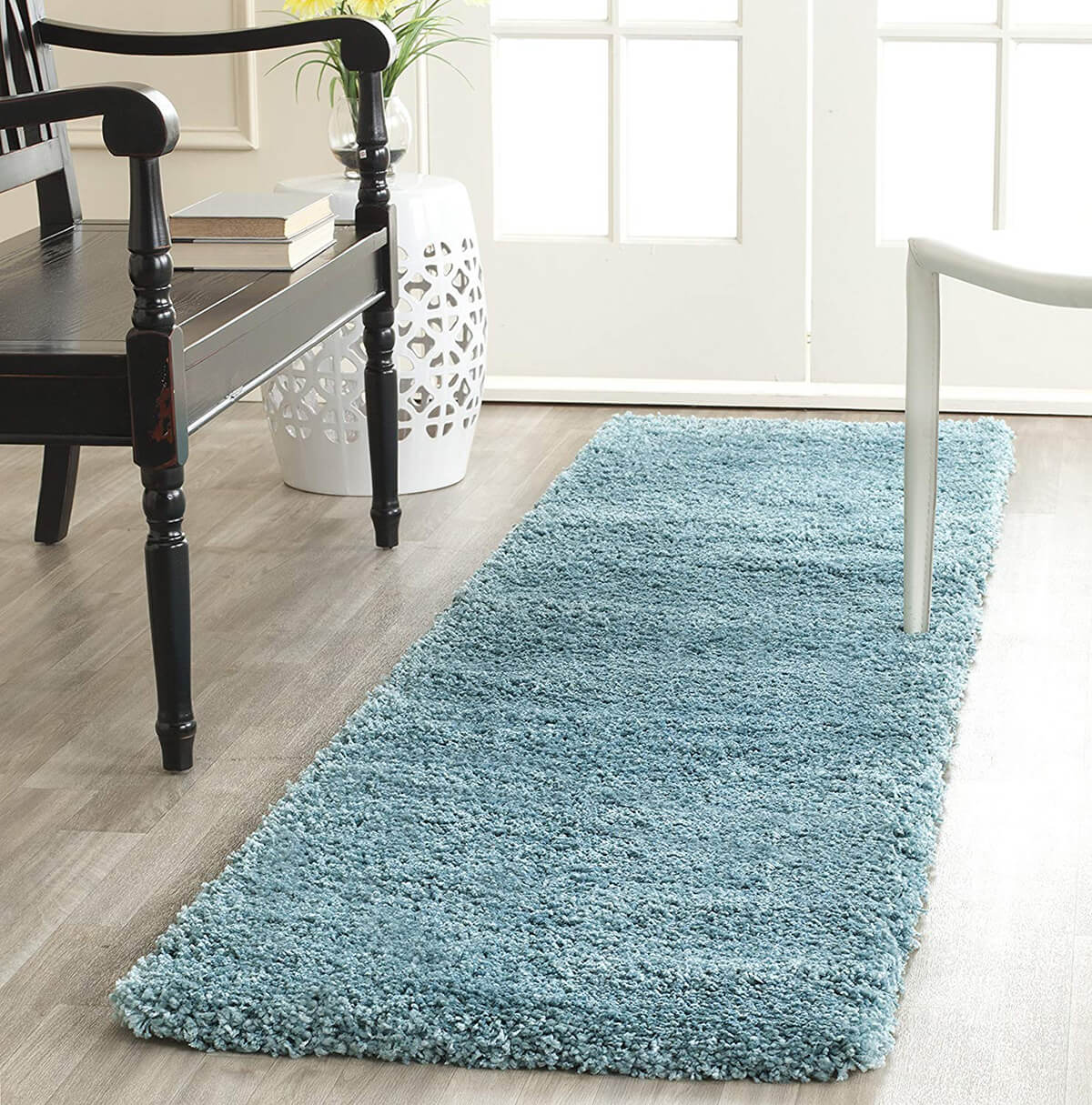 Customers Love this Aqua Rug