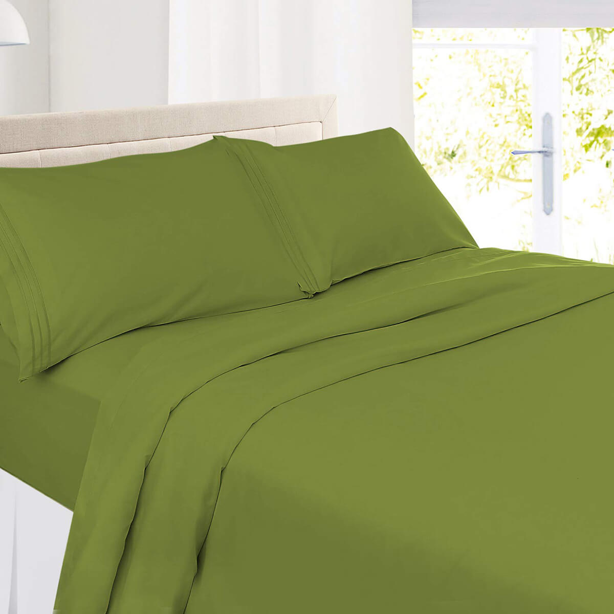 Nestl Bedding 5 Piece Sheet Set