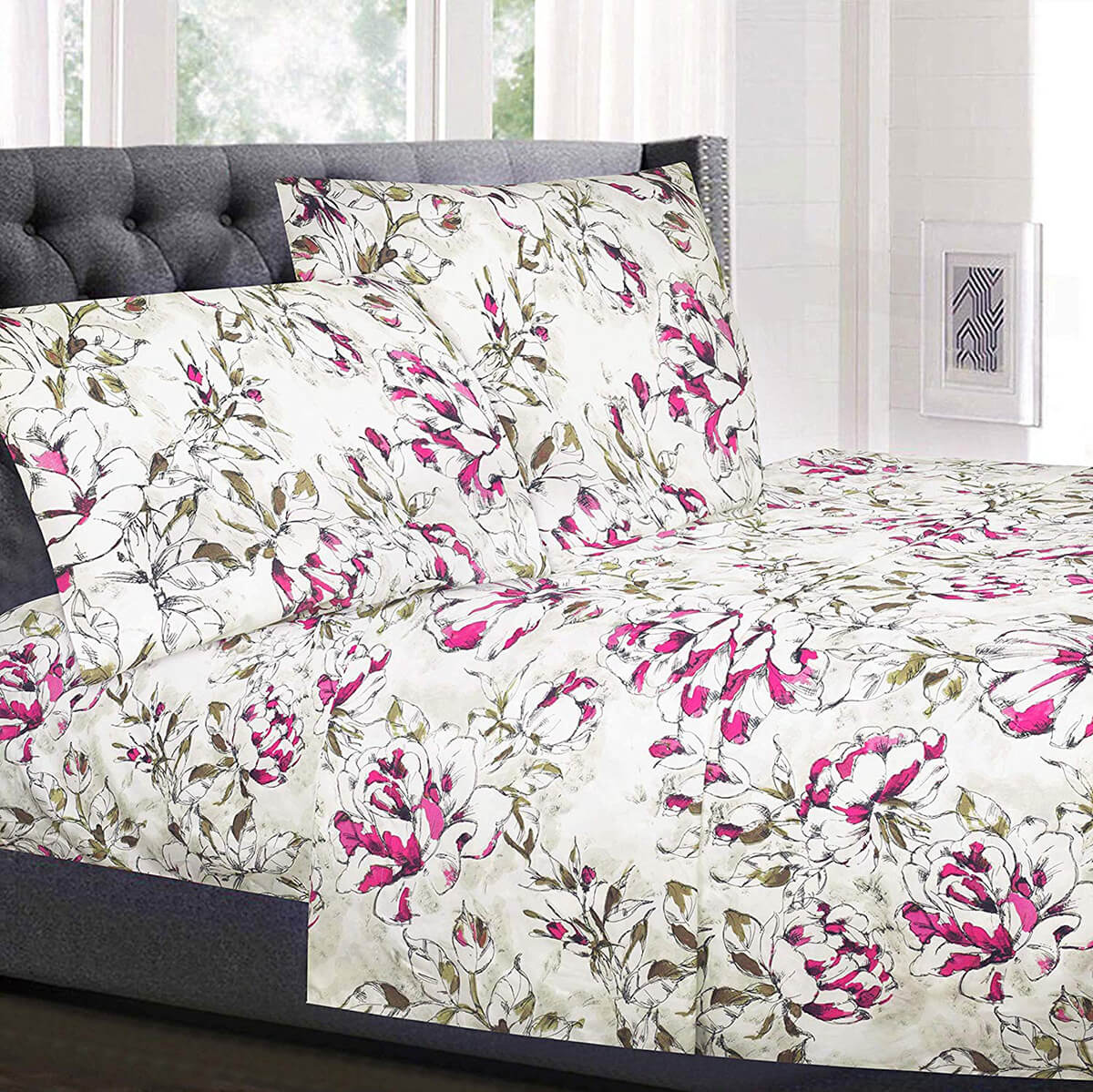 Sweet Home Collection Bed Set