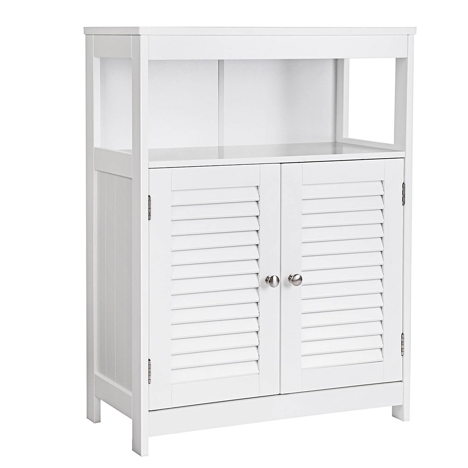 Floor Storage Cabinet for Laundry Rooms