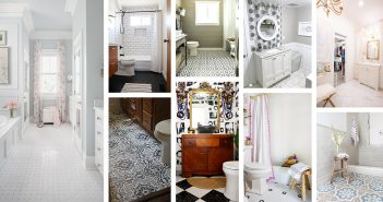 Bathroom Flooring Designs