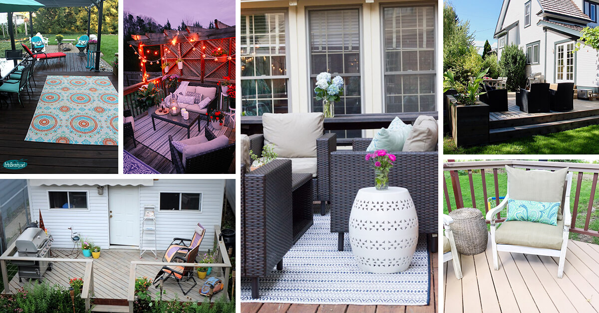 20 Best Deck Ideas And Designs For 2021