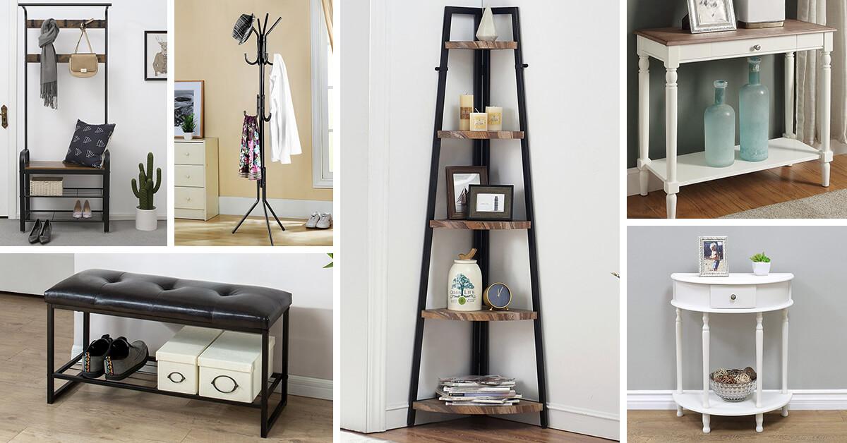 28 Best Hallway Furniture Ideas to Buy in 2020