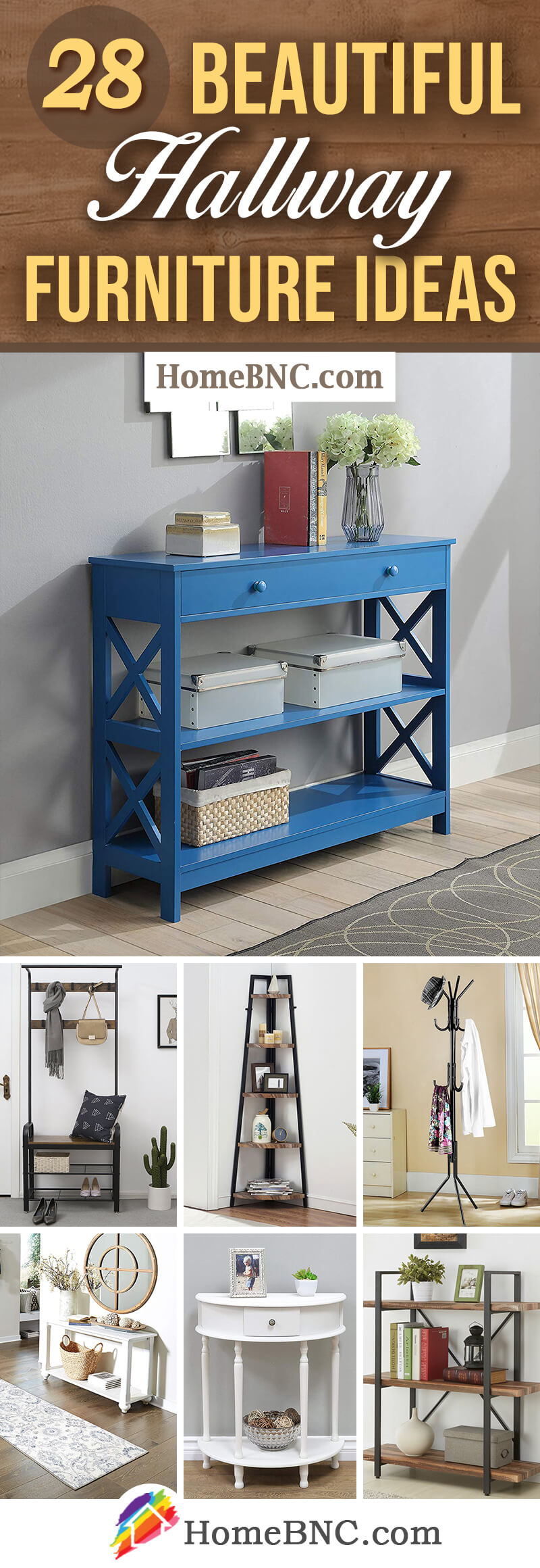 Hallway Furniture Ideas