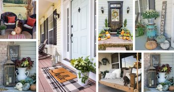 Rustic Veranda Decor Ideas