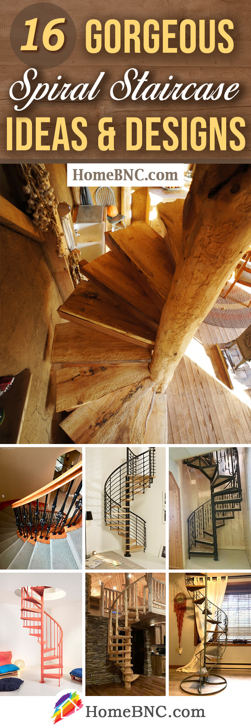 Spiral Staircase Ideas