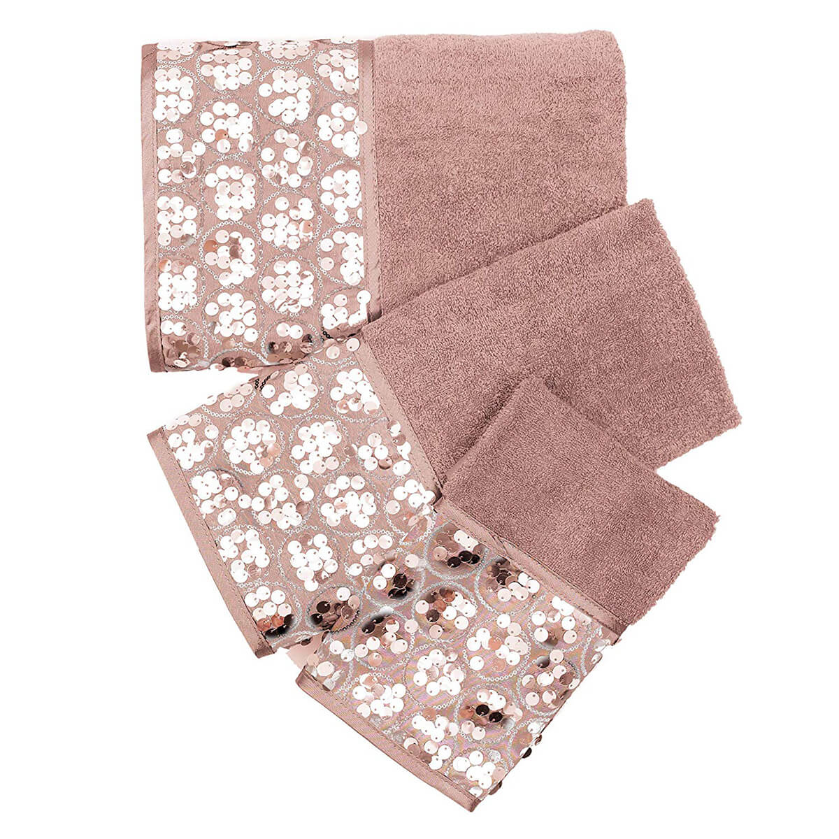 Sinatra Bath Towel Set by Popular Bath