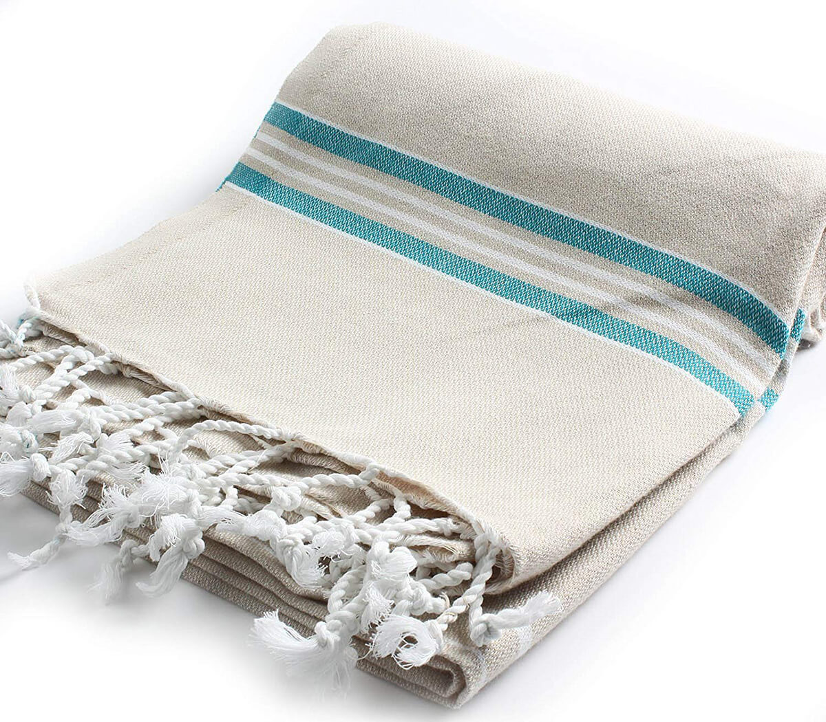 Pestemal Turkish Bath Striped Towels by Cacala