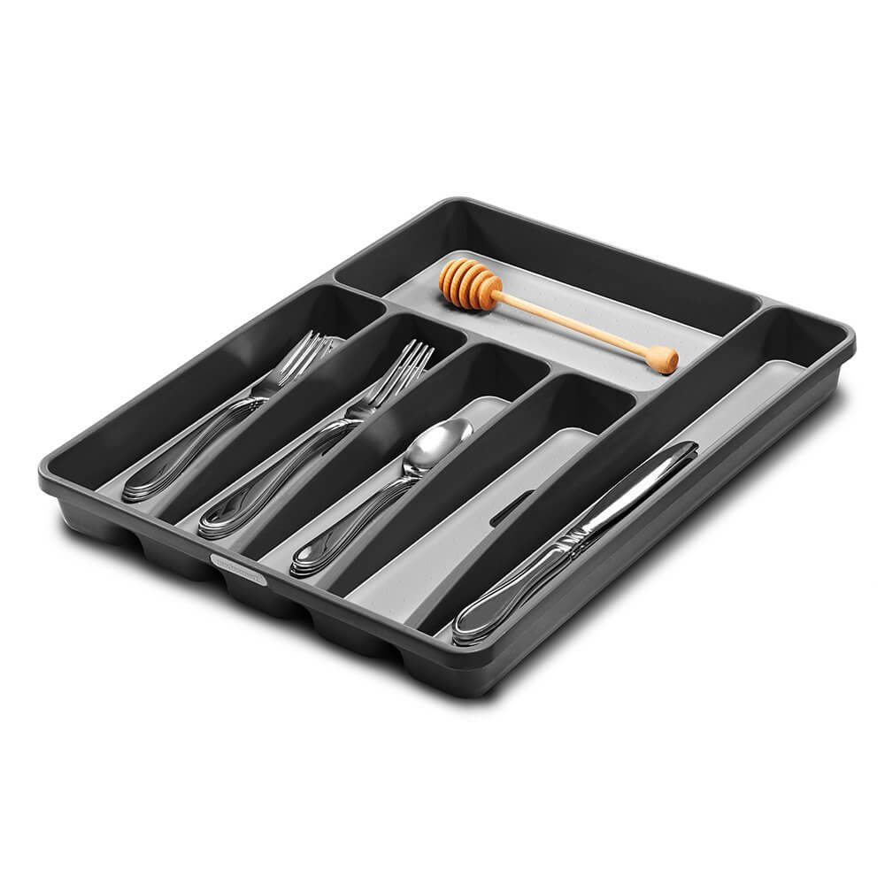 Classic Large Silverware Organizer Product for Kitchen