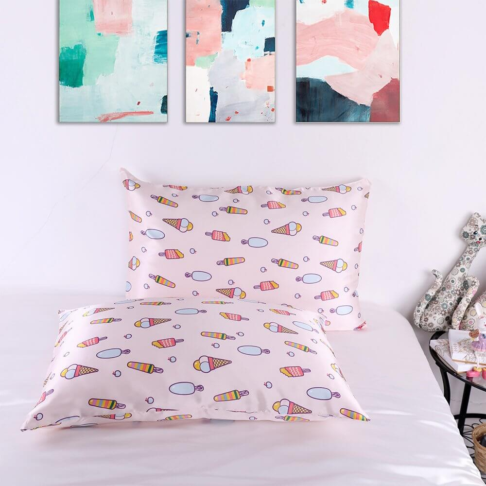Stay Cool All Night Long with this Fun Ice Cream Print
