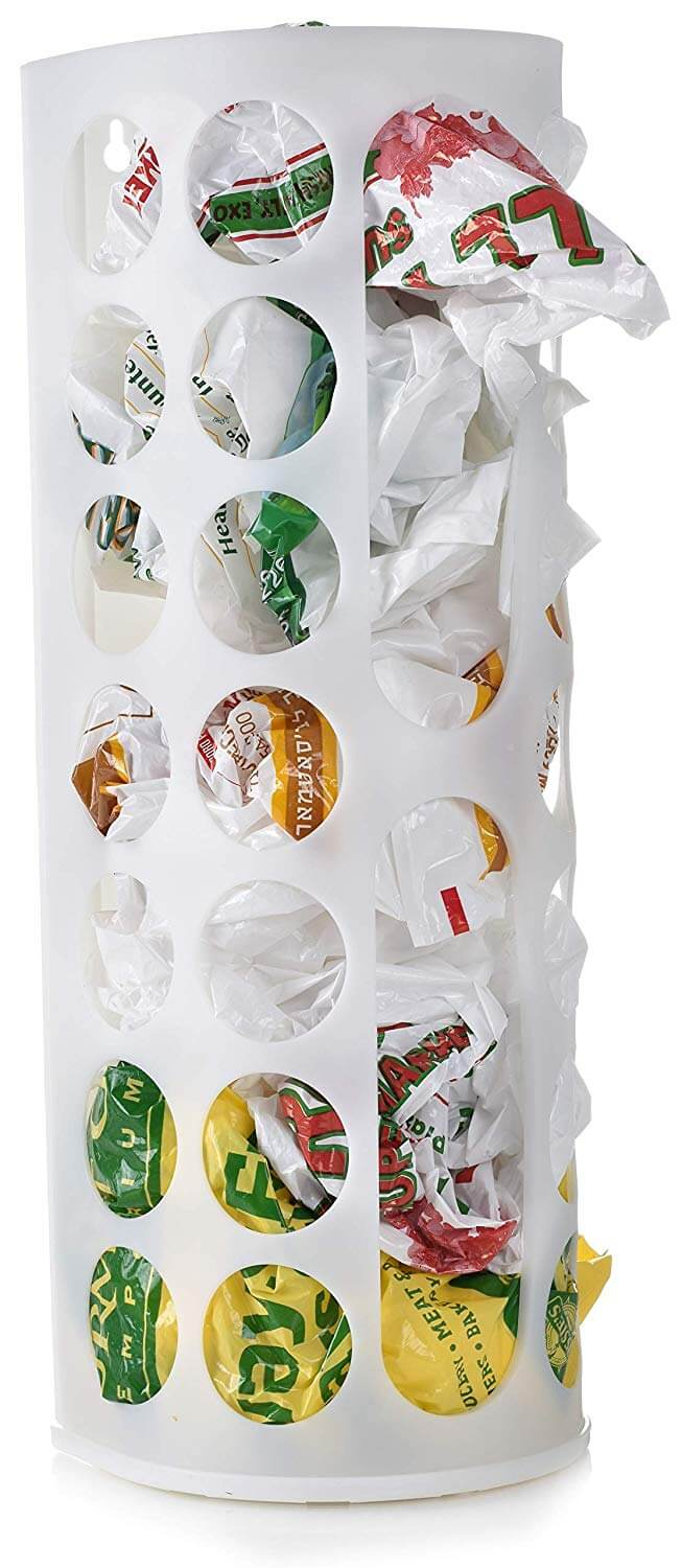 Large Capacity Plastic Bag Dispenser